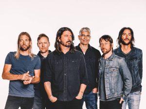 Idén a Foo Fighters szállítja a rock életérzést a Brit Awards közönségének