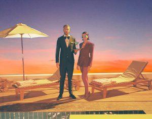 Fülledt hollywoodi fényűzés Calvin Harris és Dua Lipa új klipjében!