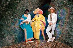 LSD – Kedves szürrealitásba ágyazott szupergroup született Sia, Diplo és Labrinth közreműködésével